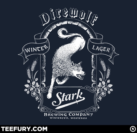 Game Of Thrones Dire Brew Shirt