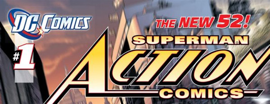 New 52 - Action Comics #1