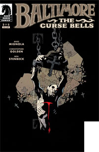 Dark Horse Comics: Baltimore: The Curse Bells #2
