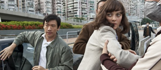 A missed opportunity: Chin Han's and Marion Cotillard's story in Contagion could have been the most compelling