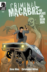 Dark Horse Comics: Criminal Macabre: No Peace for Dead Men (One Shot)