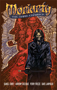 Image Comics: Moriarty, Vol. 1: The Dark Chamber