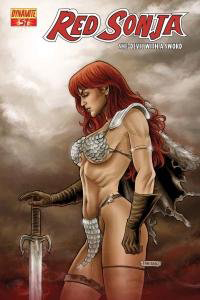 Dynamite Entertainment: Red Sonja #57