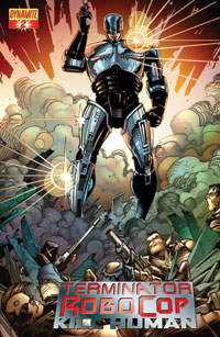 Dynamite Entertainment: Terminator-Robocop: Kill Human #2