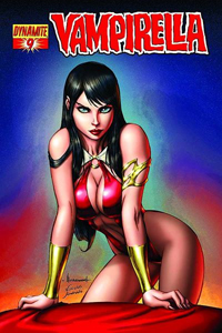 Dynamite Entertainment: Vampirella #9