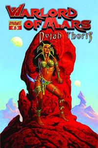 Dynamite Entertainment: Warlord of Mars: Dejah Thoris #6