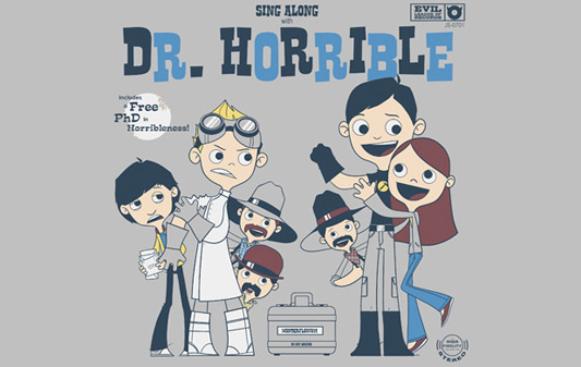 Dr Horrible - Sing Along with the Horrible Doctor
