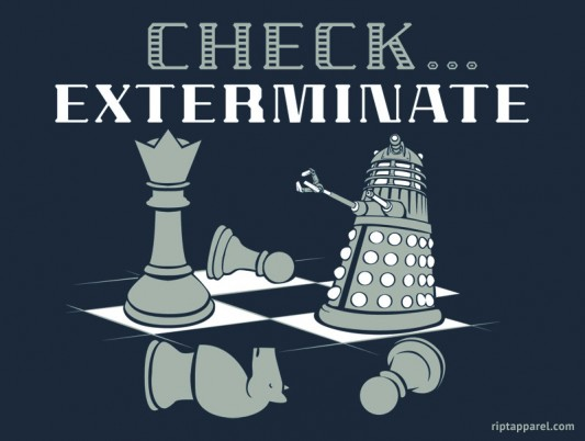 Doctor Who - Check... Exterminate