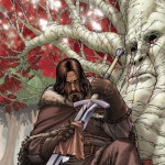 Dynamite Entertainment: A Game of Thrones #1 Mike S. Miller cover, virgin