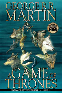 Dynamite Entertainment: A Game of Thrones #1