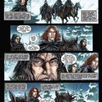 Dynamite Entertainment: A Game of Thrones #1 preview page 01
