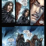 Dynamite Entertainment: A Game of Thrones #1 preview page 02