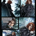 Dynamite Entertainment: A Game of Thrones #1 preview page 03