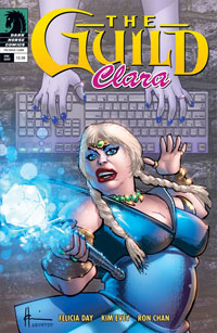 Dark Horse Comics: The Guild: Clara