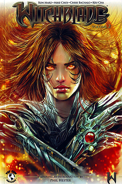 Witchblade Volume 2 TPB