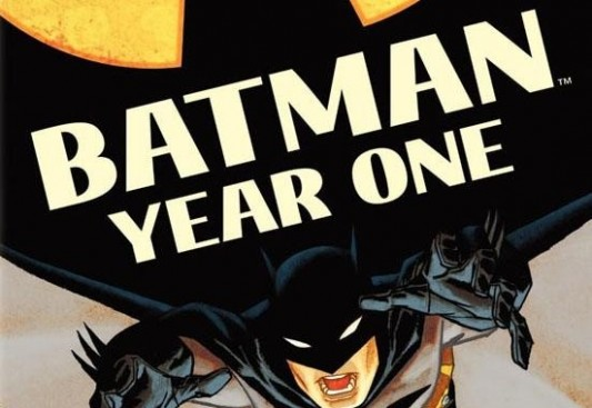 Batman: Year One DVD cover art