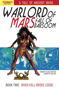 Dynamite Entertainment: Warlord Of Mars Fall Of Barsoom #2