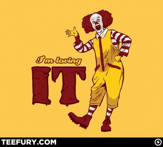 Stephen King's It Shirt