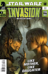 Dark Horse Comics: Star Wars: Invasion-Revelations #3