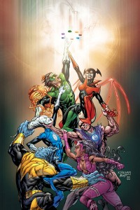 Green Lantern: The New Guardians #1