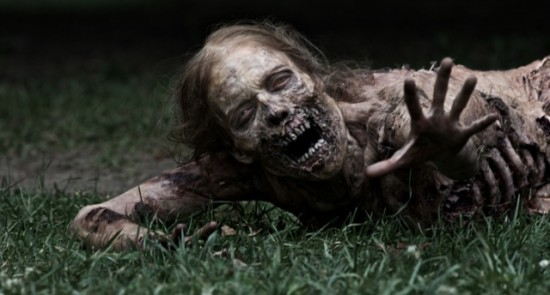 Bicycle Girl from The Walking Dead
