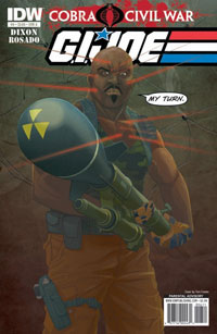 IDW Publishing: G.I. Joe, Vol.2 #6
