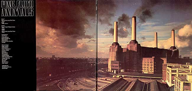 Pink Floyd-Animals