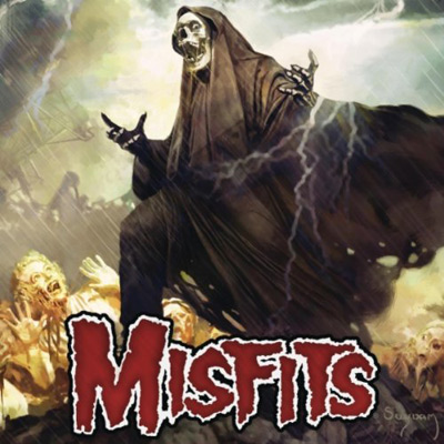 The Devil's Rain By The Misfits