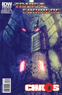 IDW Publishing: Transformers #28