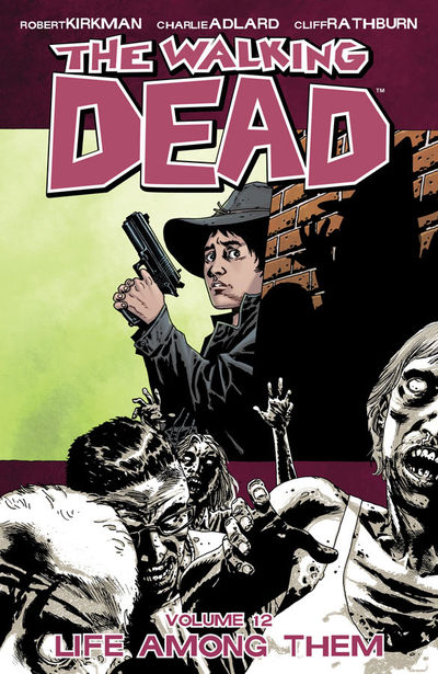 Walking Dead TPB Vol. 12