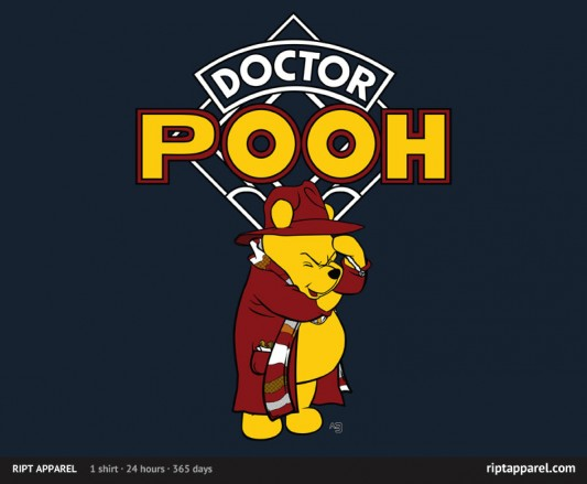 Doctor Who - Winnie the Pooh