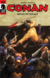 Conan Road of Kings 9