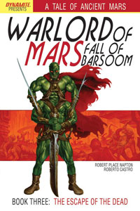 Warlord of Mars Barsoom 3