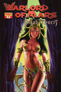 Warlord of Mars Dejah Thoris 7