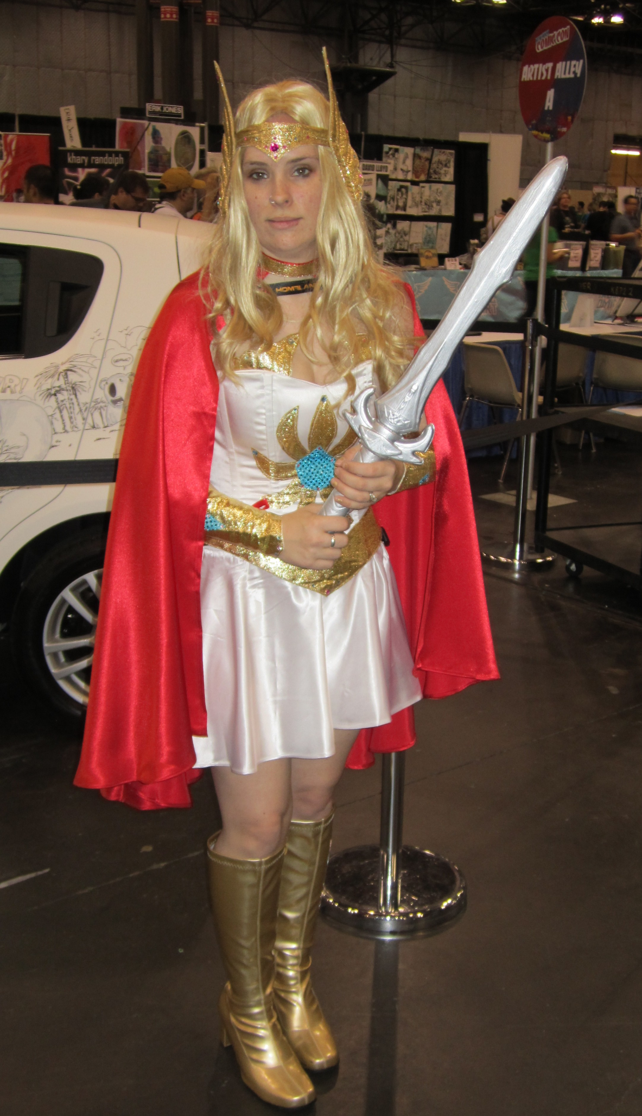 NYCC 2011 Cosplay Photos She Ra
