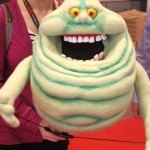 NYCC 2011: Cosplay Photos: Ghostbusters Slimer