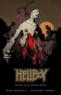 11-7-2011-Hellboy: House of the Living Dead-Cover
