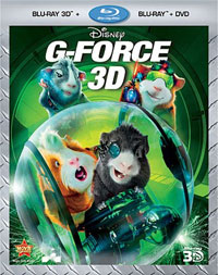 G-Force 3D Blu-ray