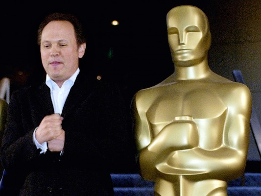 Billy Crystal Oscar
