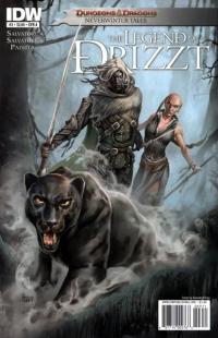 Dungeons & Dragons: The Legend Of Drizzt: Neverwinter Tales #3