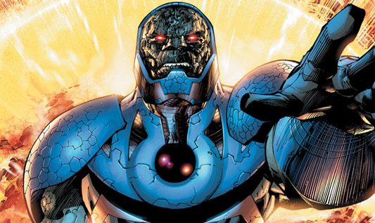 New Darkseid Header