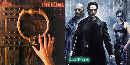 KISS and The Matrix Saga