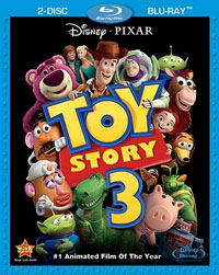 Toy Story 3 3D Blu-ray