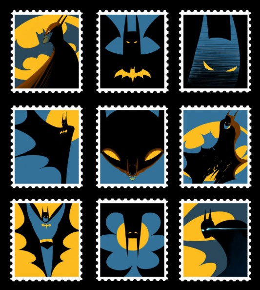 Batstamps by Koinogenki