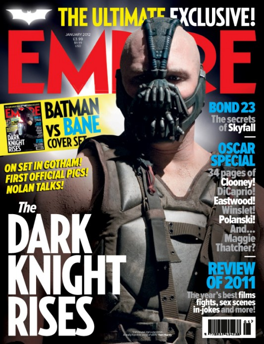 Bane Cover