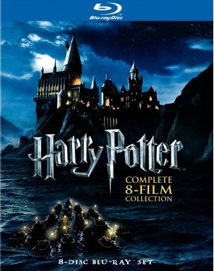 Harry Potter BR box set