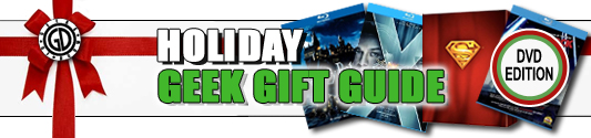 Holiday Geek Gift Guide 2011: DVDs and Blu-rays