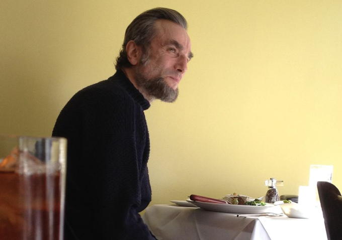 Daniel Day Lewis As Lincoln Image