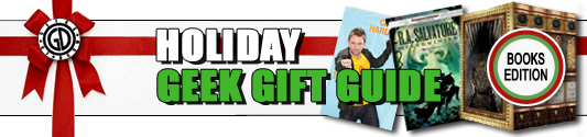 Holiday Geek Gift Guide 2011: Books
