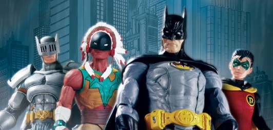 Batman Incorporated Action Figures